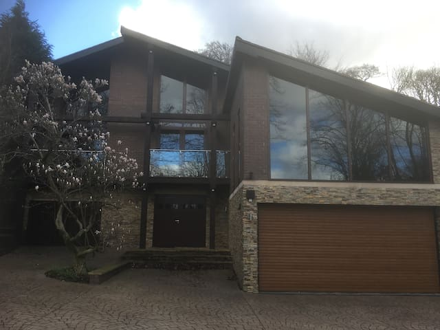 Award-Winning luxury home w/pool - Nottingham - House