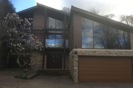 Award-Winning luxury home w/pool - Nottingham - House