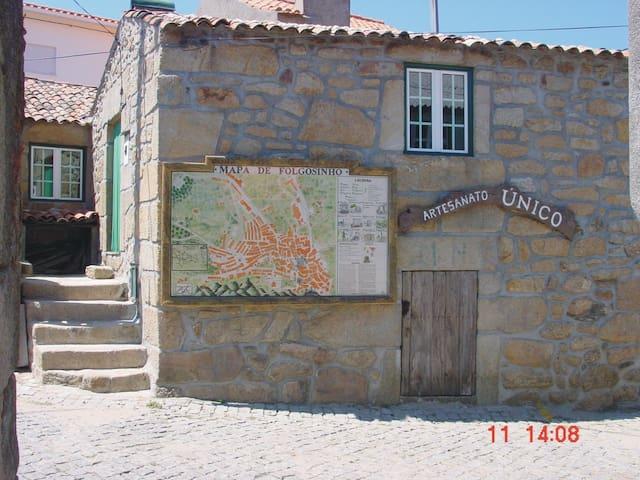 casa 1848-Folgosinho,Portugal - gouveia - Casa