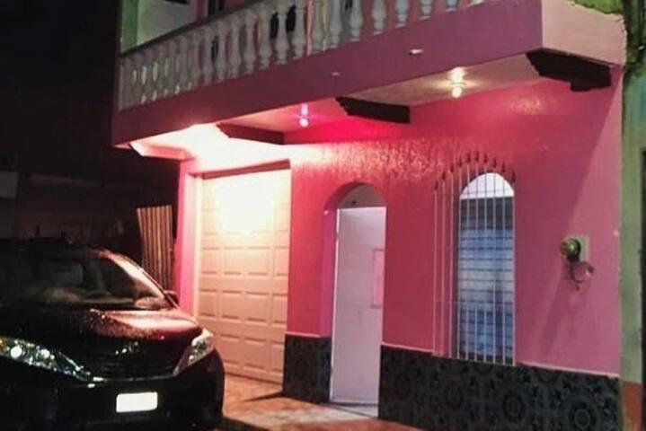 Rose House, Trinidad