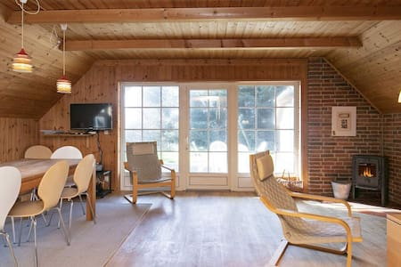 Comfortable Holiday Home in Løkken with Sauna
