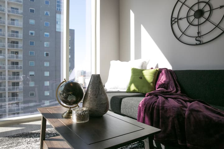 Bonafide One Bedroom Loft at 505 - Apartments for Rent in