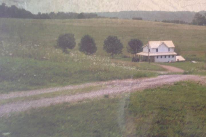 Garrett County  Mountain Home
