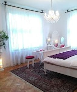 Villa room with pool10min to center - Prague