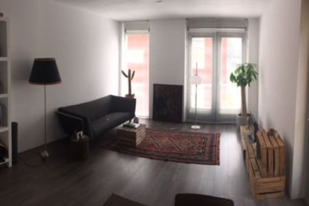 Clean and big two person apartment - Хаарлем