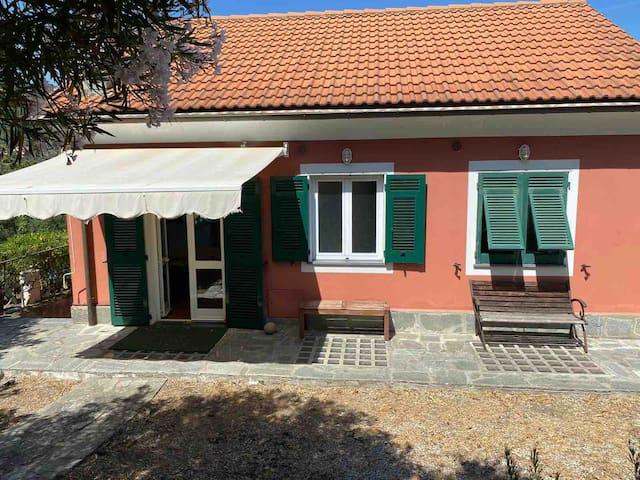 Moneglia Country and Sea holiday house villa