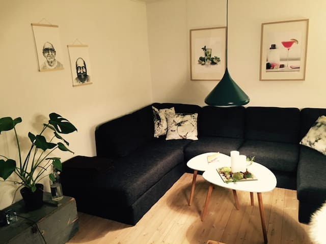 Apartment in the old city part of Odense