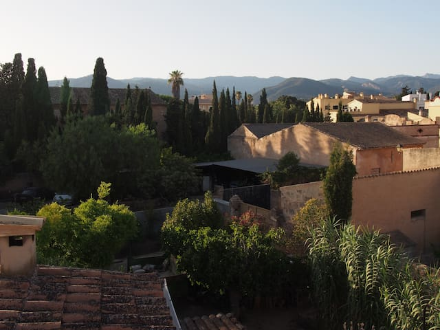 Peaceful apartament with nice views - Santa Maria del Camí