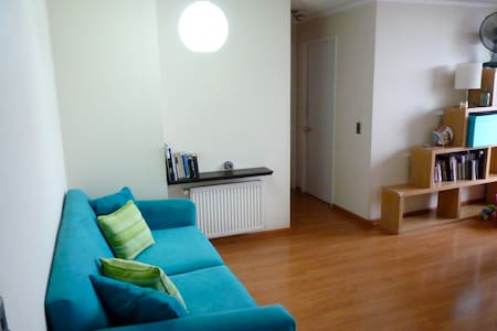 Felices de recibirlos en casa - Ñuñoa - Appartement