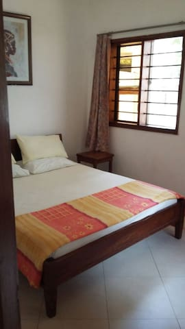 Another photo with double room with A/C