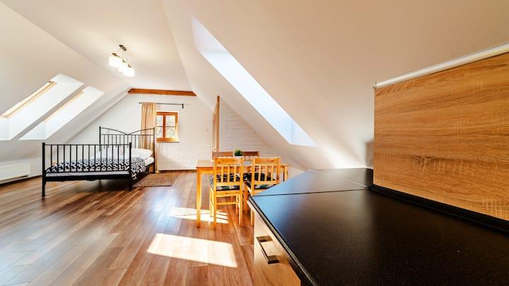 Leśny Dom 18 A Apartament 32/2 dla 2 osób