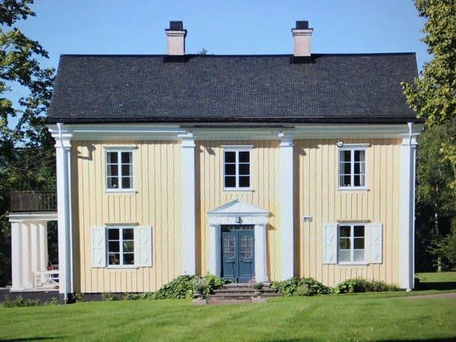 Spacious house near lake - Rottneros Park