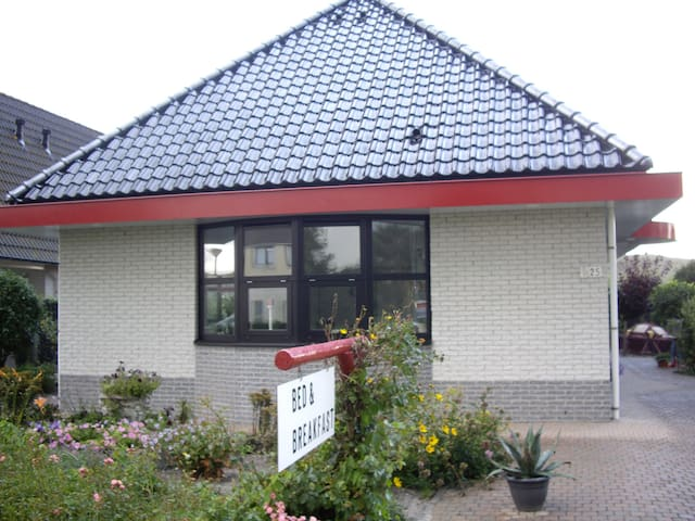 uitwaaien aan zee - Callantsoog - Huis