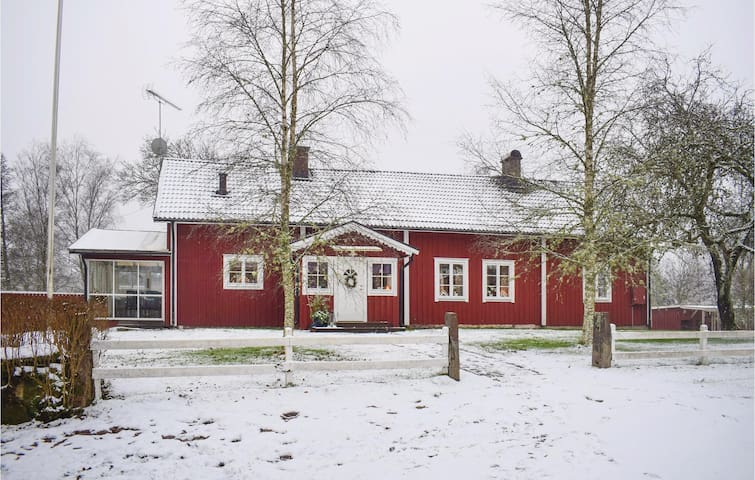 Holiday cottage with 3 bedrooms on 117 m² in Markaryd
