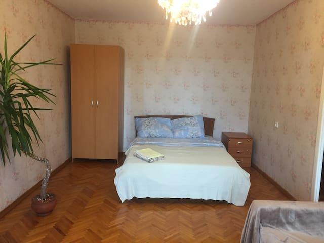 Уютная недорогая квартира в Сокольниках
