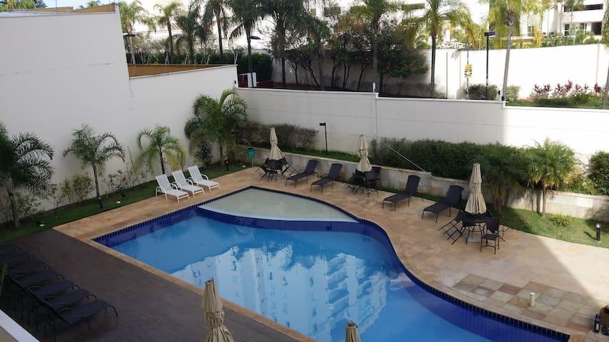 Family Club Top Dorm. Cama Casal/Iguatemi Campinas