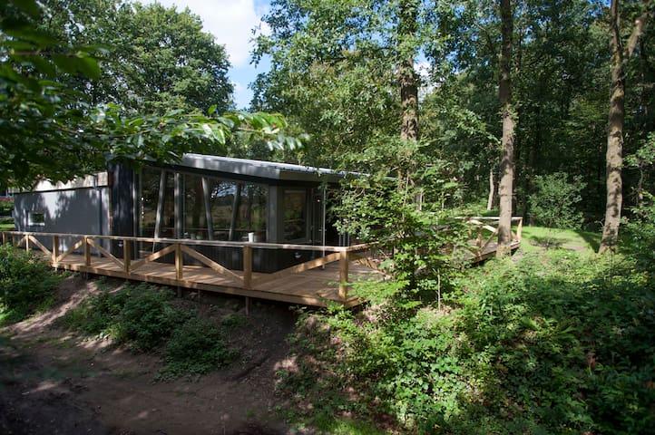 Lodge de Eekhoorn | Midden in de natuur