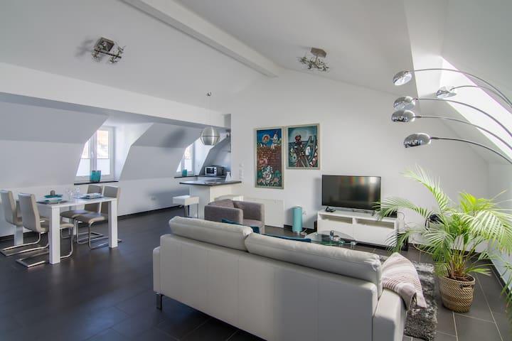 """Forster Hof"". Modern. Sunny. - Bad Neuenahr-Ahrweiler - Apartmen"