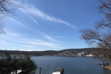 The Lake House on Lake Hopatcong