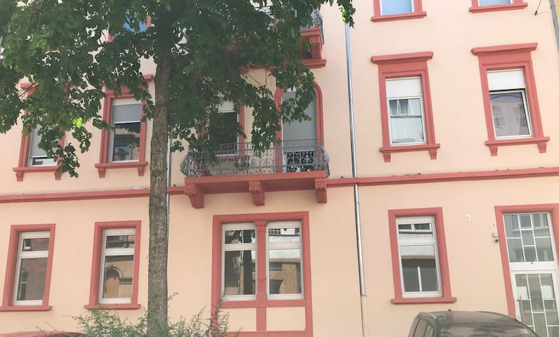 Kirchenstraße, one room in a shared flat