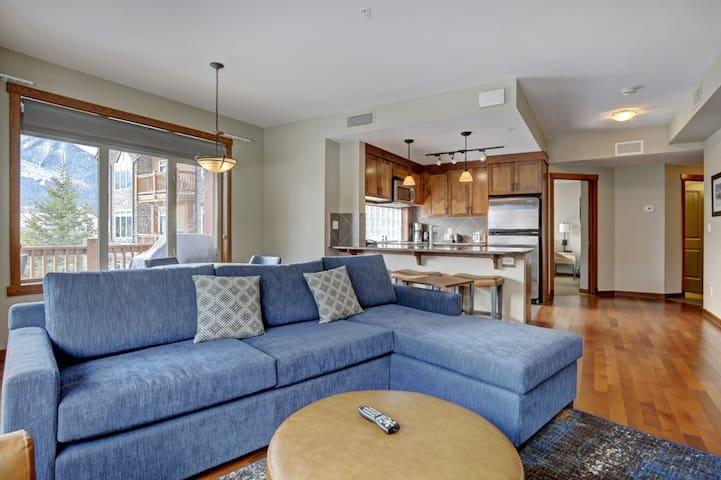 Cozy living room for everyone