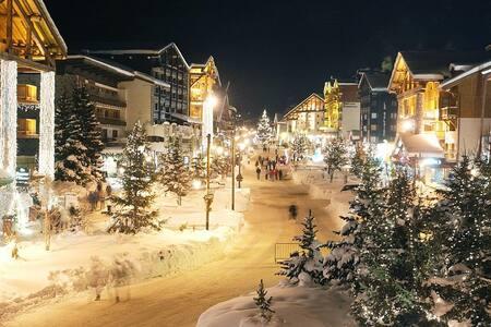 Downtown Val d'Isere – pleasant 2 rooms apartment - Val-d'Isère