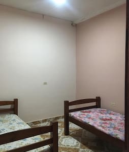 Double room in modern apartment in El Cuco