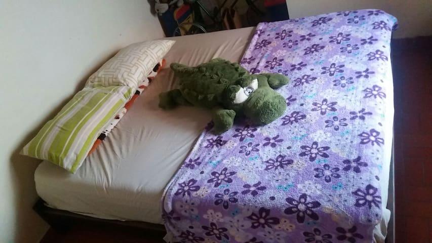 habitación tranquila y comoda