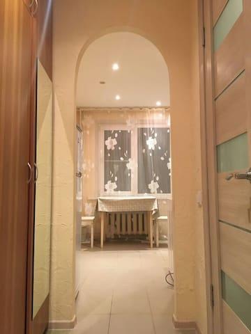 Уютная квартира со свежим ремонтом - Большой Сочи - Apartment