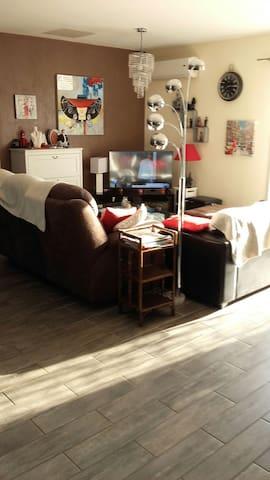 Chambre dans pavillon bien situé . - Lavaur - House