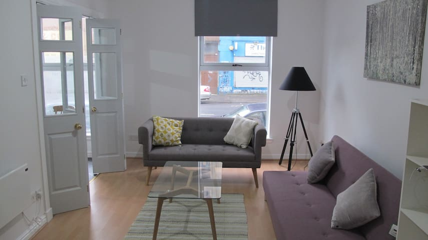 Oxford St City Centre 2Bed Apartment with Parking - Glasgow - Apartment