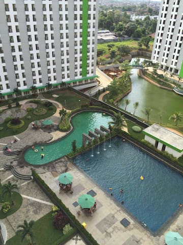 Clean - Small - Private Apartment - Ciputat - Apartment