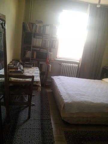 Clean and cozy room! - Ankara