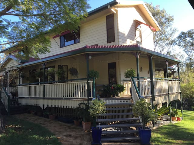 Glade Park - Canungra - Maison