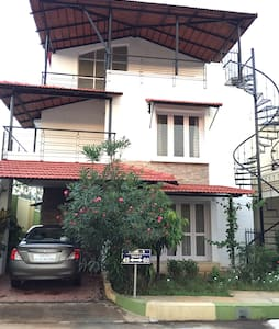 Charming Villa retreat 3BR + 3bath - Bangalore - Vila