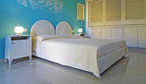Comfortabel studio-appartement voor strandvakanties