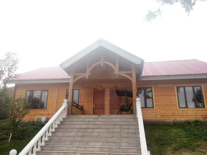 玉美山庄·乡间联排木屋别墅