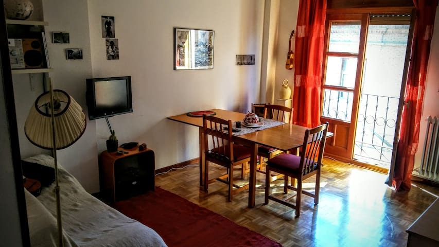 LOVELY LOFT IN THE CENTER OF ALCALA - Alcalá de Henares - Apartment