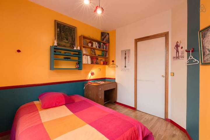 Chambre Individuelle Annecy Centre - Annecy