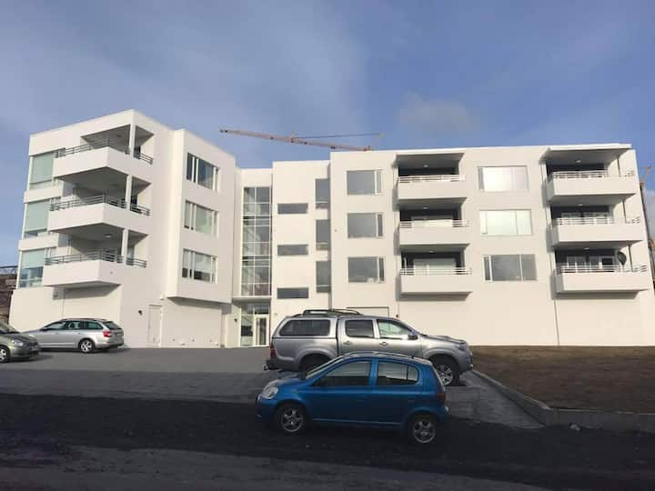 Nice apartment in Iceland july 2019