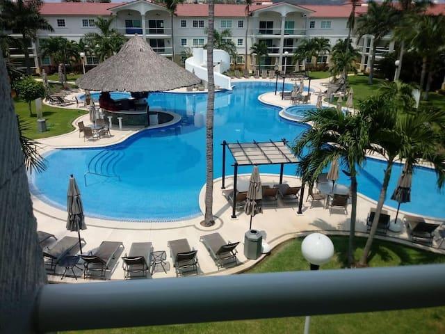 Linda villa familiar en Acapulco Diamante