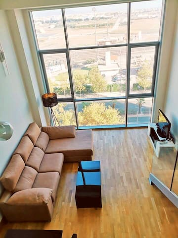 Apartment Loft Duplex in Valencia - Free parking