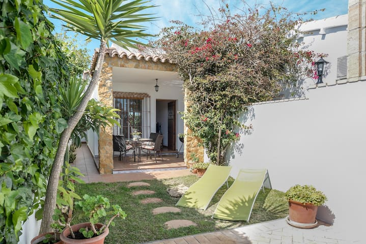 Modern Country House Casa Adriana with Small Garden, Terrace, Wifi & Air Conditioning; Parking Available