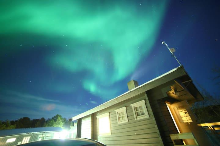 Cabin by the river - Tromsø/Skibotn