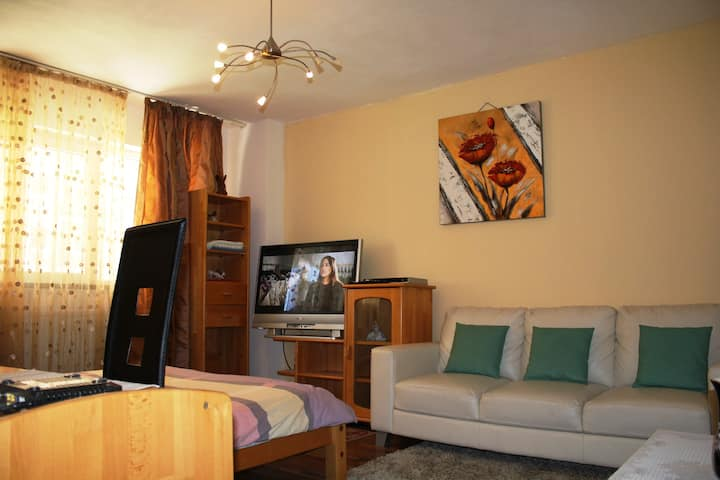 Family apartment with SPA facilities nearby