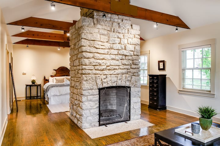 Carriage House - Minutes to Downtown