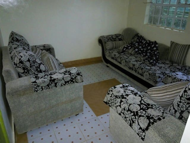 Cozy apartment , secure location - Kikuyu - Huoneisto