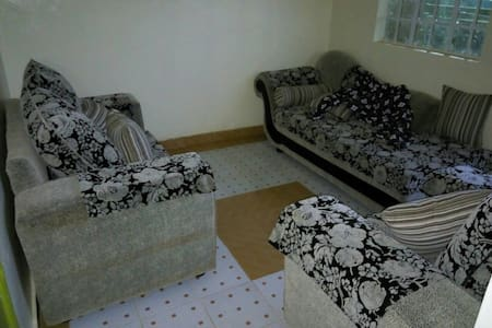 Cozy apartment , secure location - Kikuyu