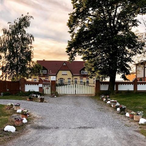 Ferienwohnung an der Ostsee – perfekt für Familien