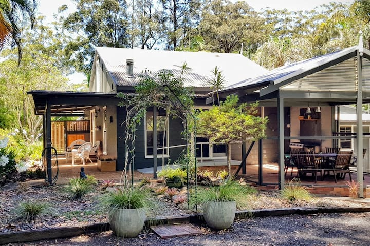 Kiwarrak Country Retreat-The Arbour